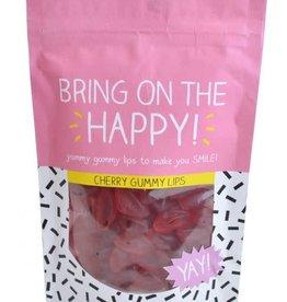 Happy Jackson Cherry Gummy Lips 220g