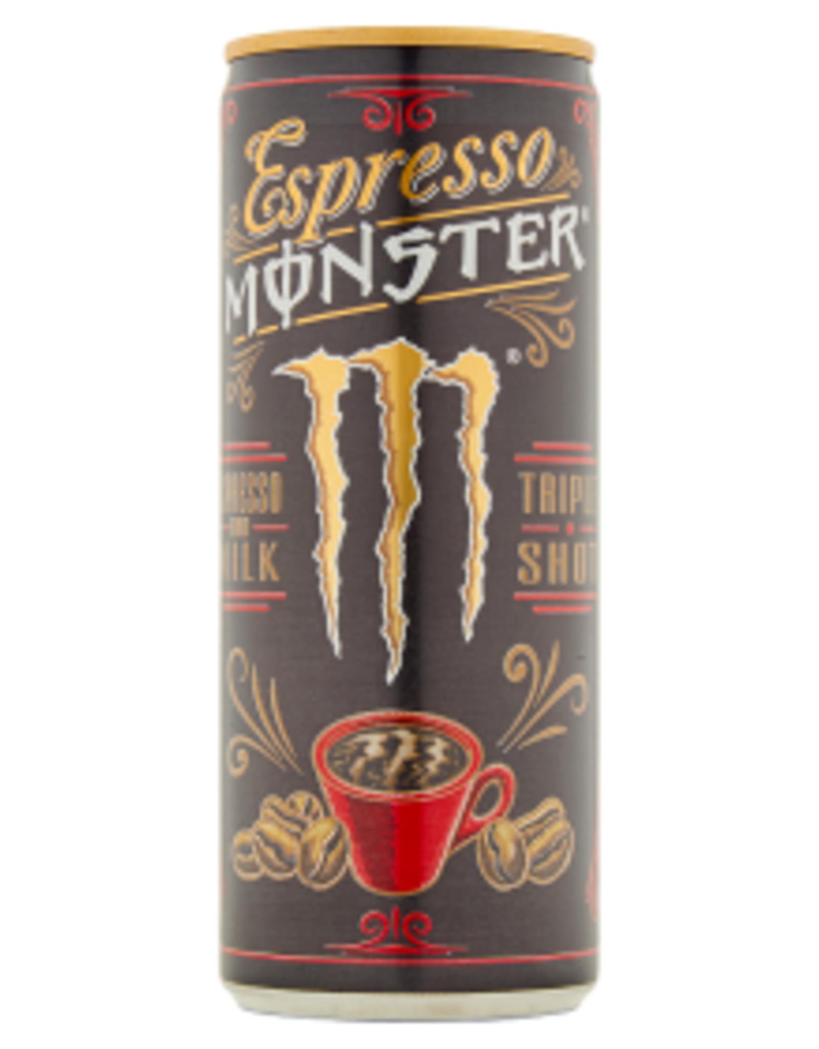 Monster Monster Espresso & Milk 25 cl