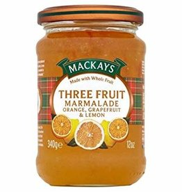 Mackays Mackay's Three fruit marmelade