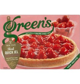 Green's Green's Red Quick Jel