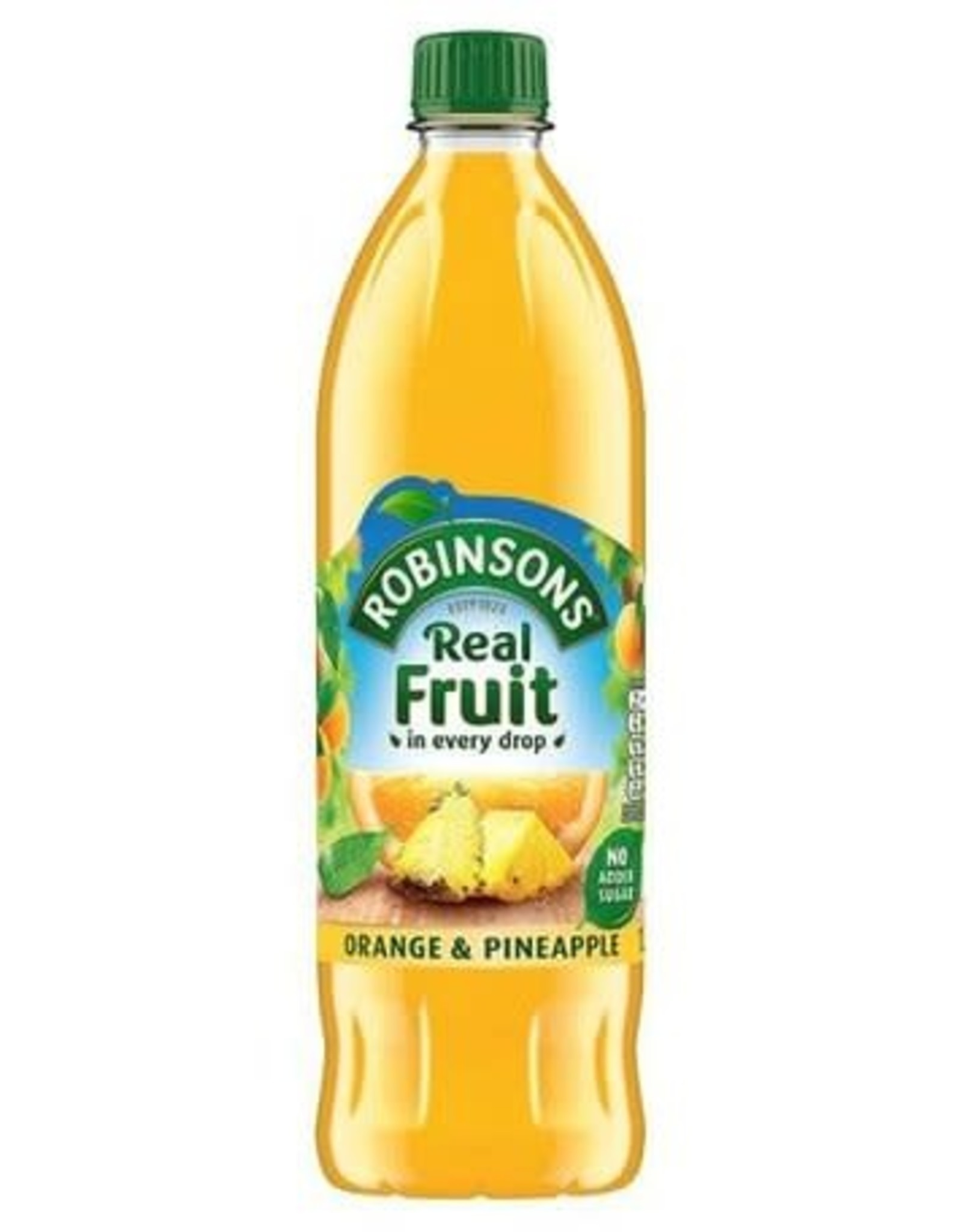 Robinson's Robinsonss Real Fruit Barley 1 L Orange & Pineapple
