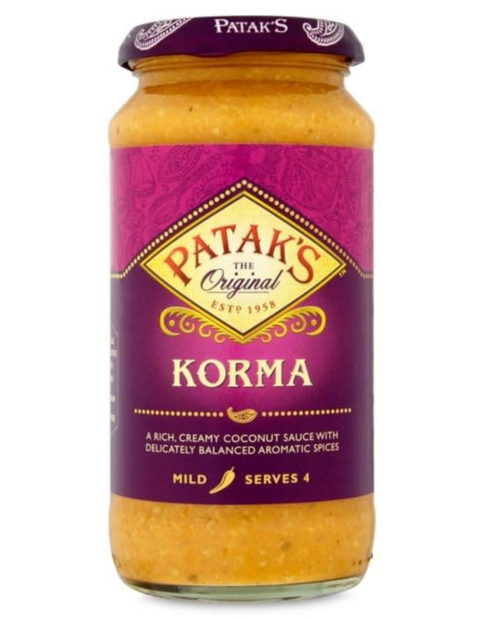 Patak's Patak's Korma Sauce 450 g