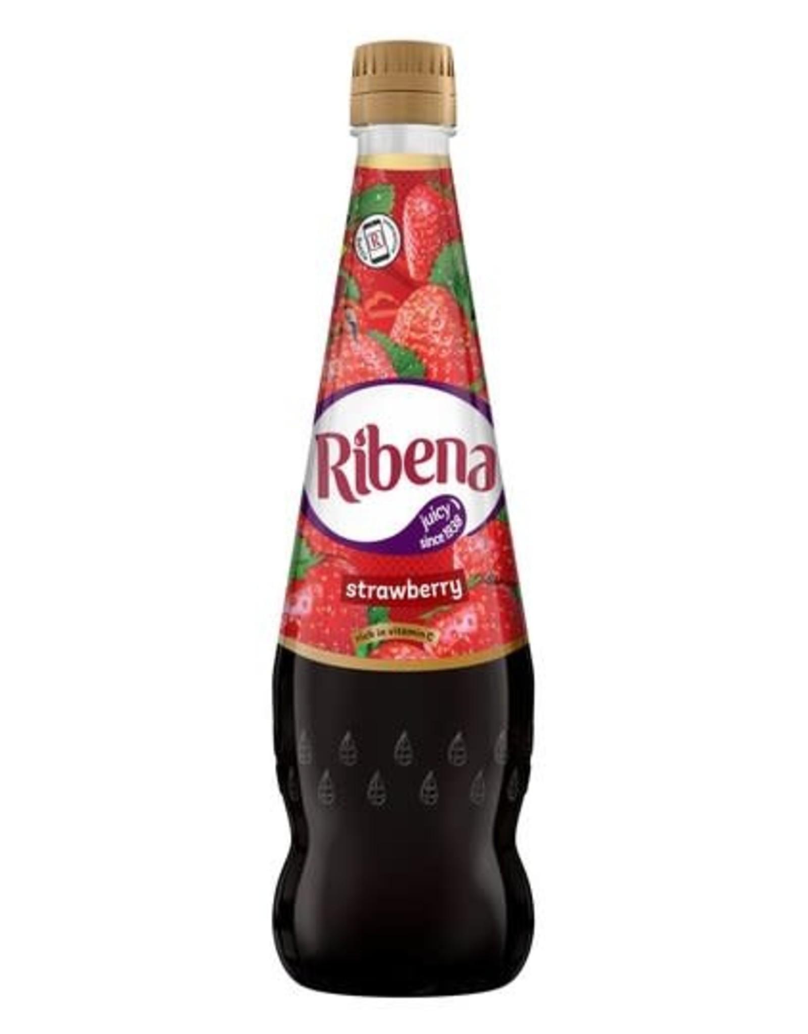 Ribena Ribena strawberry 850 ml