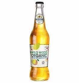 Westons Westons Wyld Wood Organic Medium dry sparkling Cider 50 cl