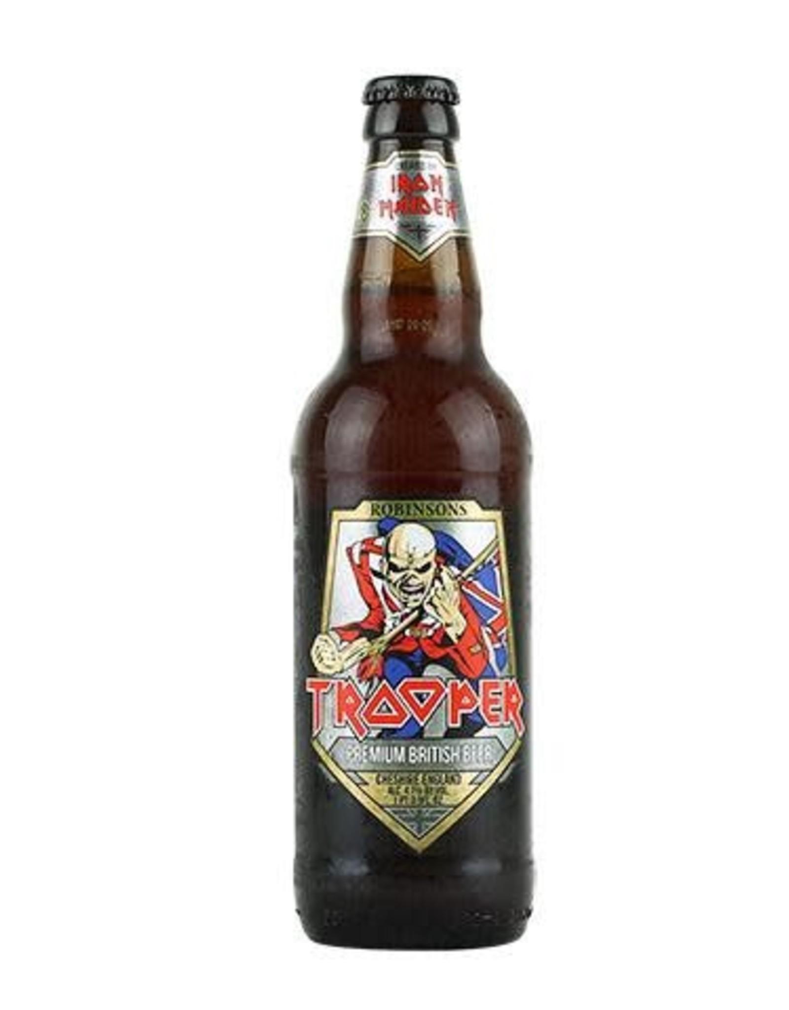 Robinson's Robinson's Trooper - Iron Maiden 50 cl