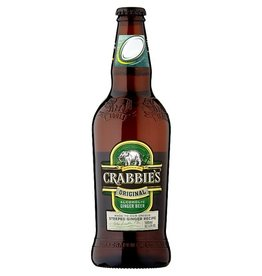 Crabbie's Crabbies Alcoholic Ginger Beer 50 cl