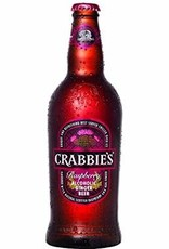 Crabbie's Crabbies Raspberry Alcoholic Ginger Beer 50 cl