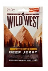 Wild West Wild West Honey BBQ Beef Jerky