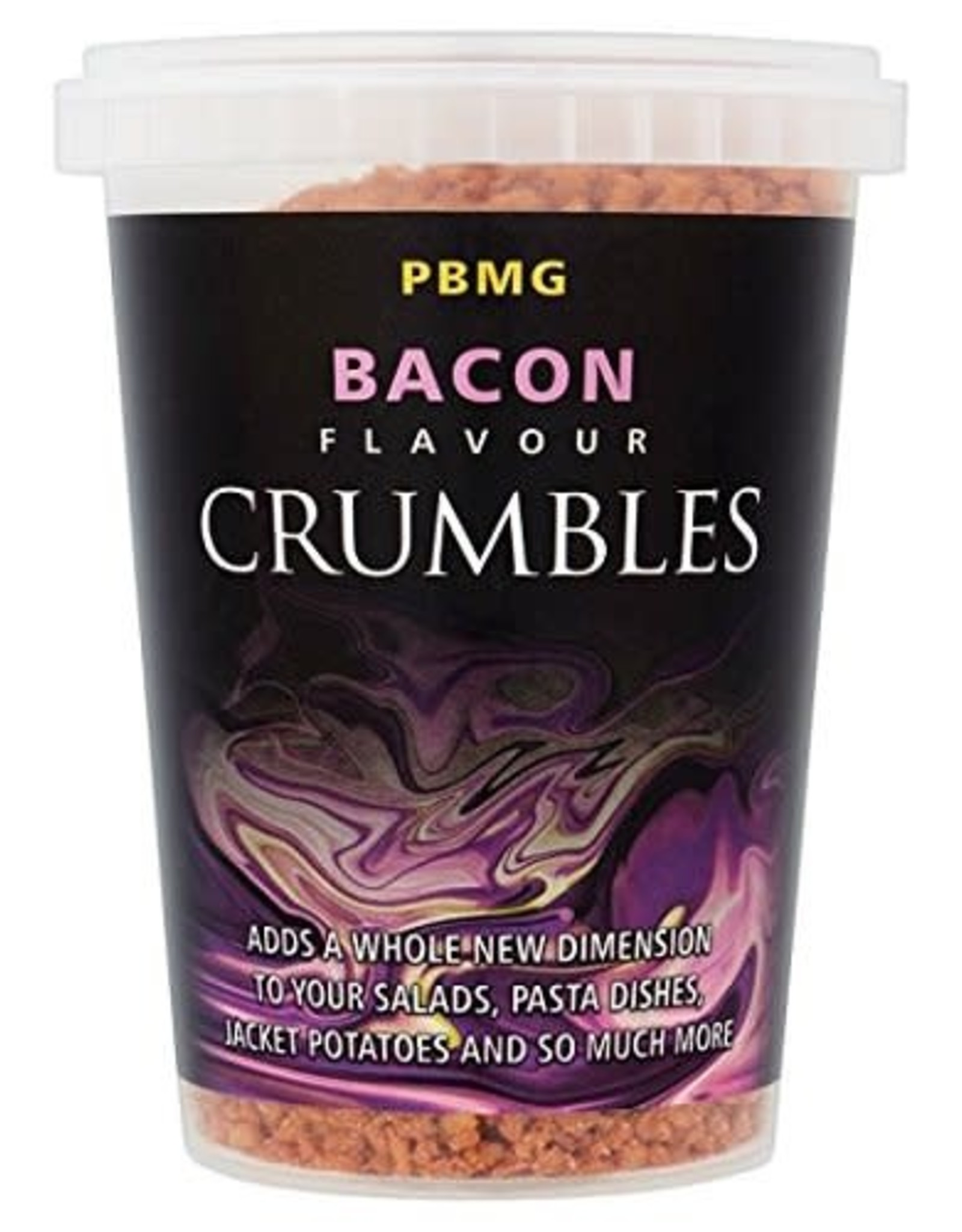 PBMG Bacon Flavour Crumbles 240g