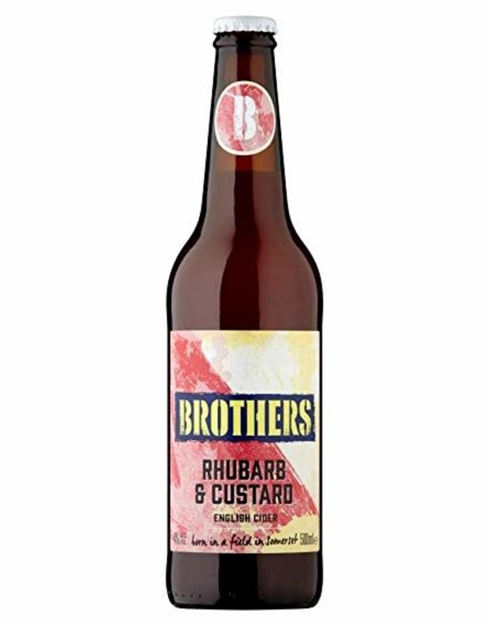 Brothers Brothers Rhubarb & Custard 50 cl