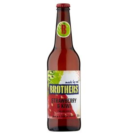 Brothers Brothers Strawberry & Kiwi 50 cl