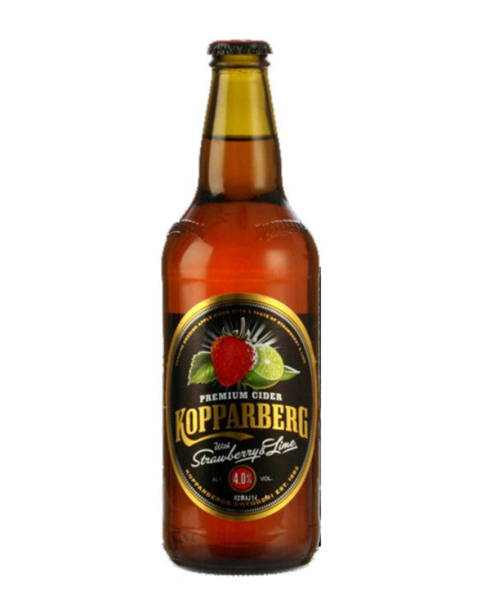 Kopparberg Kopparberg Strawberry & Lime 50 cl