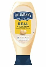 Hellmans Hellman's Real Squeezy Mayonnaise 705 g