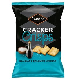Jacob's Jacob's Cracker Crisps Sea Salt & Balsamic Vinegar