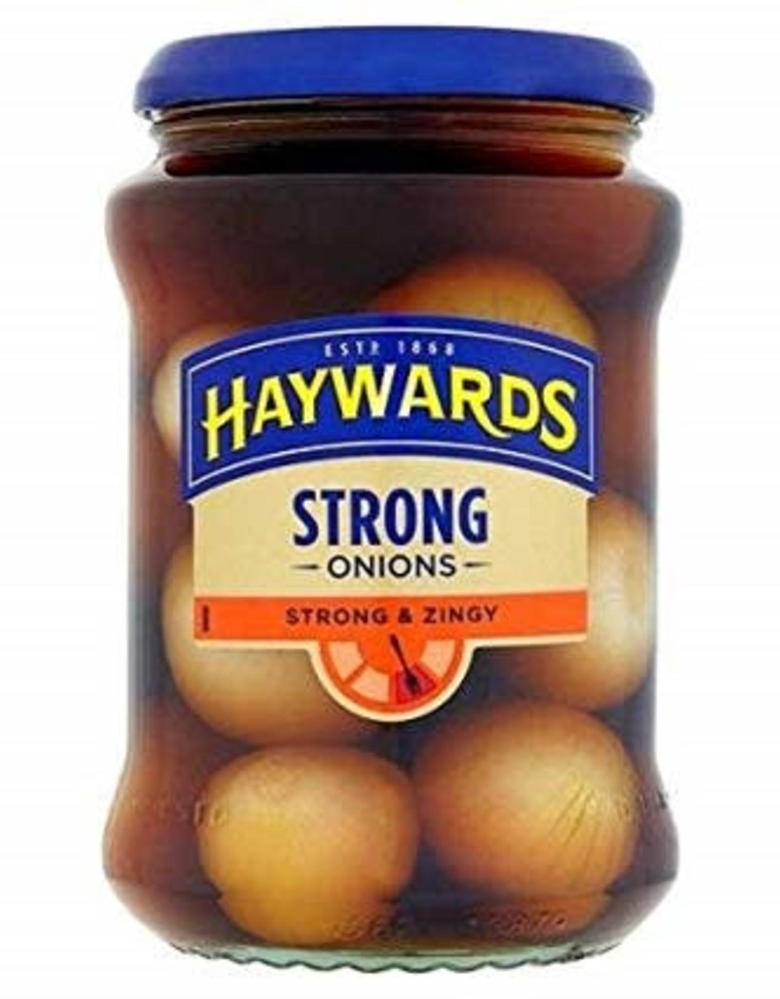 haywards Hayward's Strong Onions