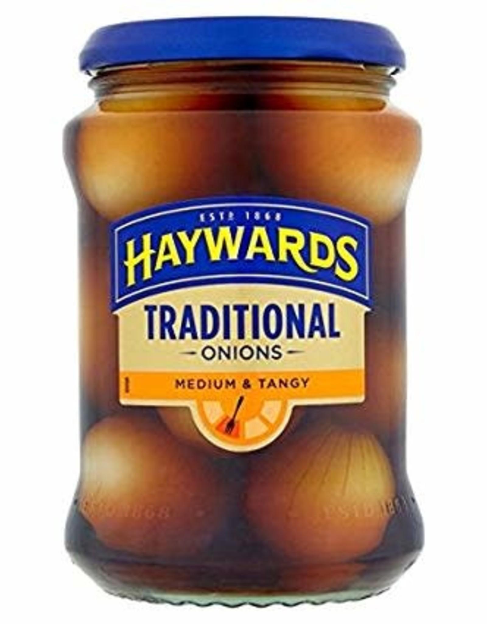 haywards Hayward's Traditional Onions