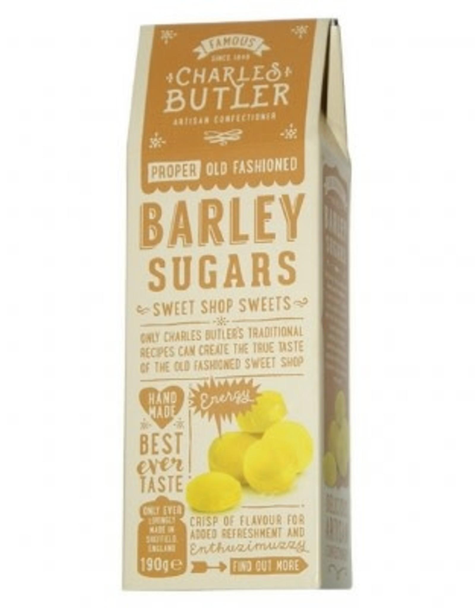 Charlie Butler Barley Sugars Sweets 190 g