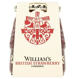 Williams Williams British Strawberry conserve 340 g