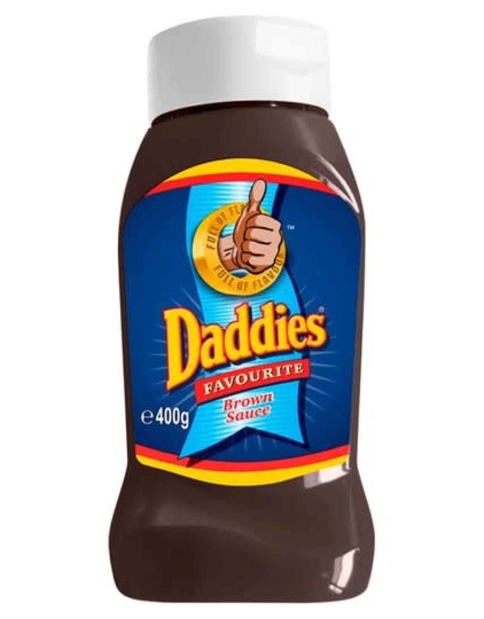 Daddies Daddies Brown Sauce 400g