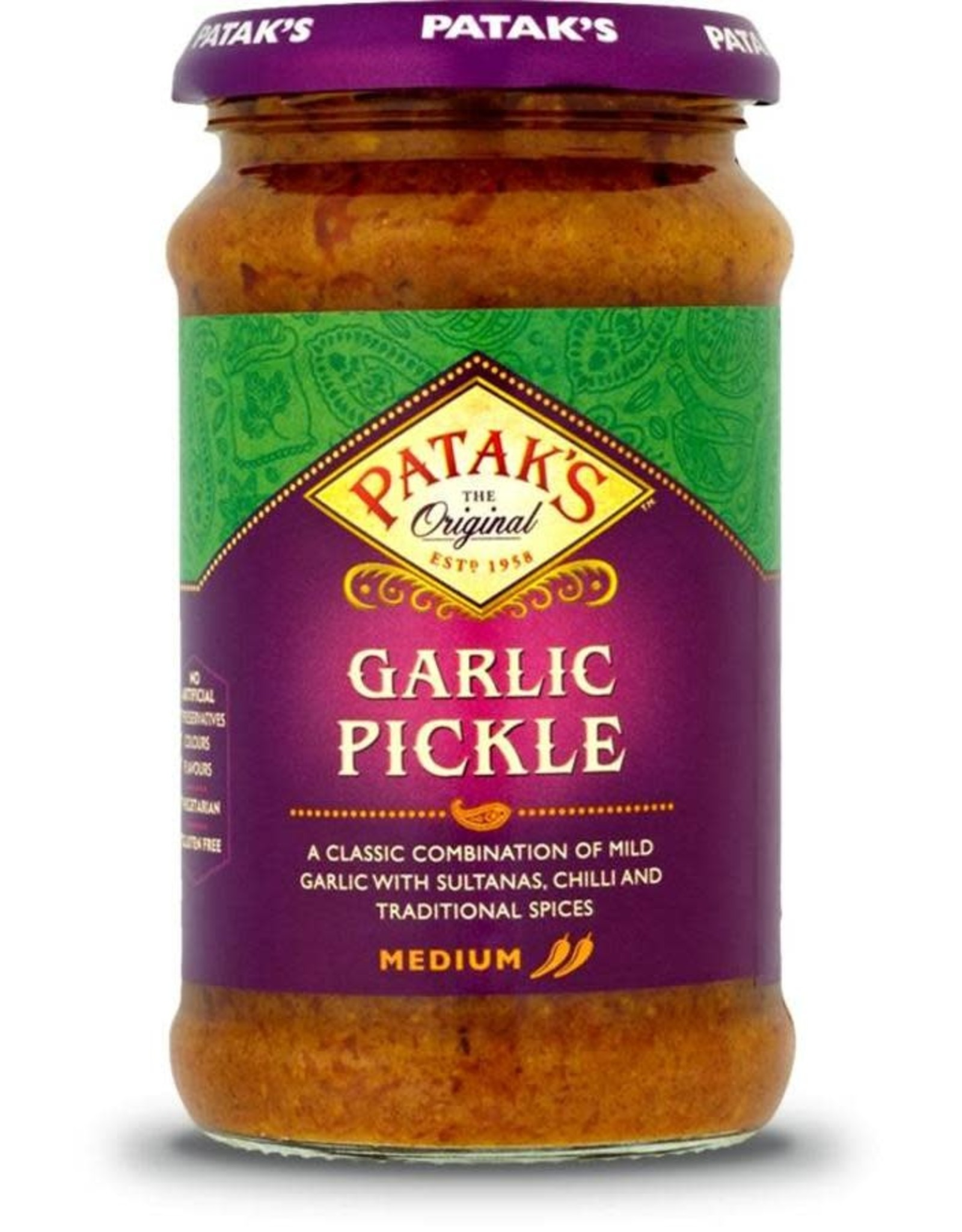 Patak's Patak's Garlic Pickle 283g