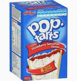 Kellogg's Pop Tarts Strawberry Sensation 8