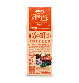 Charles Butler Charles Butler Assorted Toffees 190g