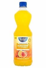 Tetley Tetley Orange & Peach Super Squash