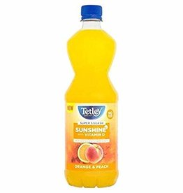 Tetley Tetley Orange & Peach Super Squash