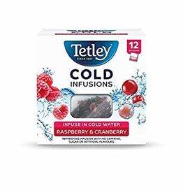 Tetley Tetley Cold Infusion Raspberry & Cranberry