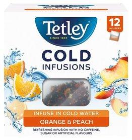Tetley Tetley Cold Infusion Orange & Peach