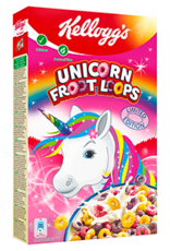 Kellogg's Kellogg's Unicorn Fruit Loops 375 g