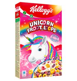 Kellogg's Kellogg's Unicorn Fruit Loops 375 g