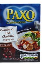 Paxo Paxo Chestnut & Cranberry Mix 170 g