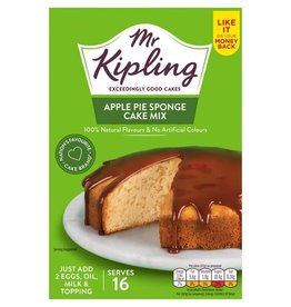 Mr Kipling Mr Kipling Apple Pie Sponge Cake Mix