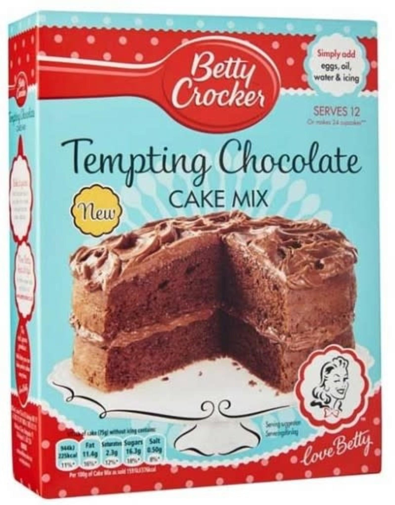 Betty Crocker Betty Crocker Tempting Chocolate Cake Mix