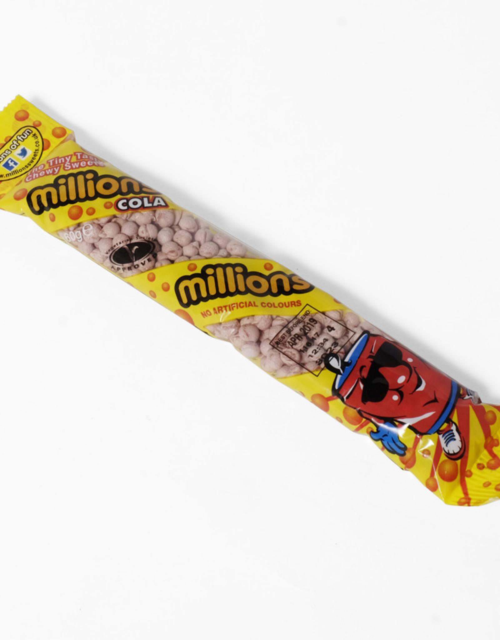 Millions Millions Cola flavour