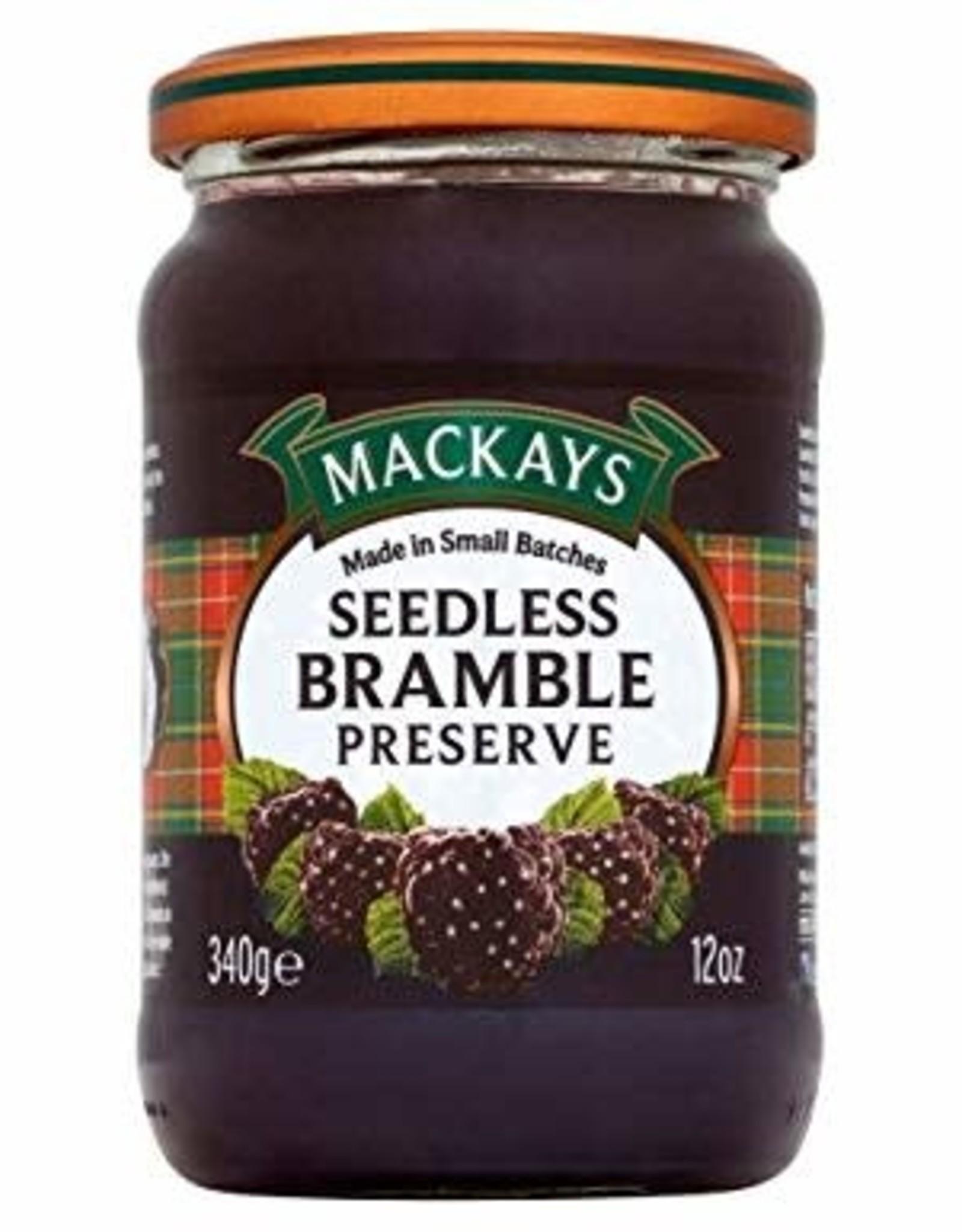 Mackays Mackay's Seedless Brambles Preserve