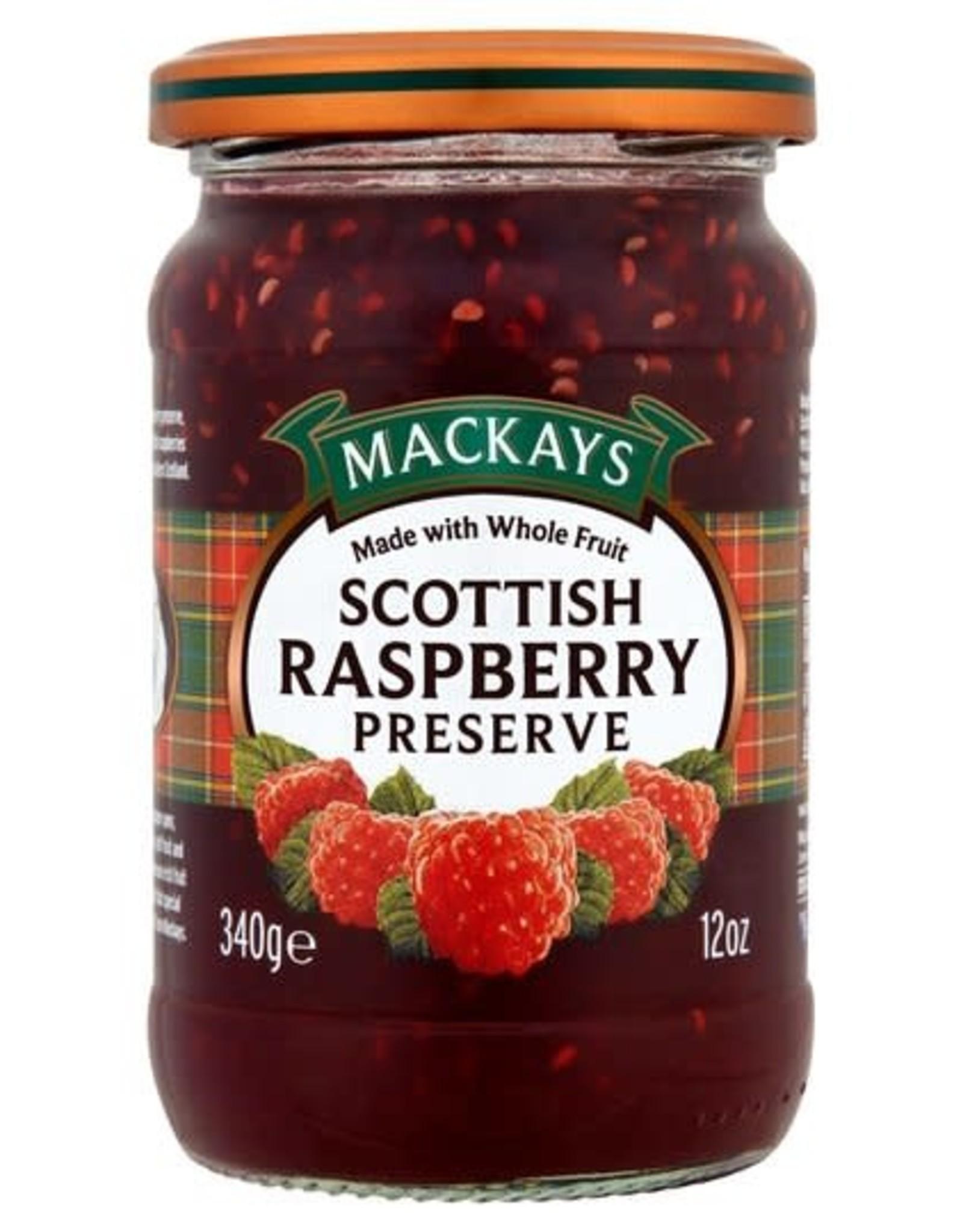 Mackays Mackay's Scottish Raspberry Preserve