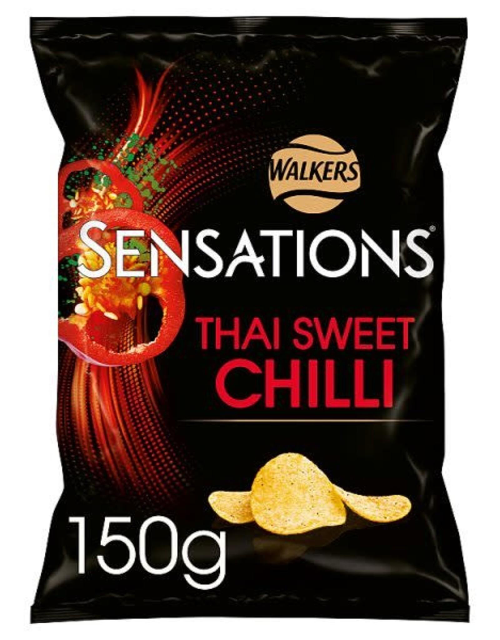 Walker's Sensations Thai Sweet Chilli 150 g
