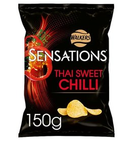 Walker's Sensations Thai Sweet Chilli 150 g