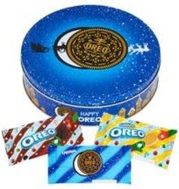 Oreo Oreo Assortment Christmas Tin Box 350g
