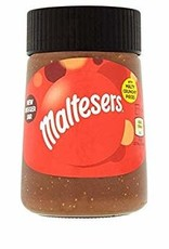 M&M Maltesers Spread With Malty Crunchie Pieces 350G