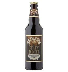 Sadler's Brewery Sadler's Peaky Blinder Black IPA