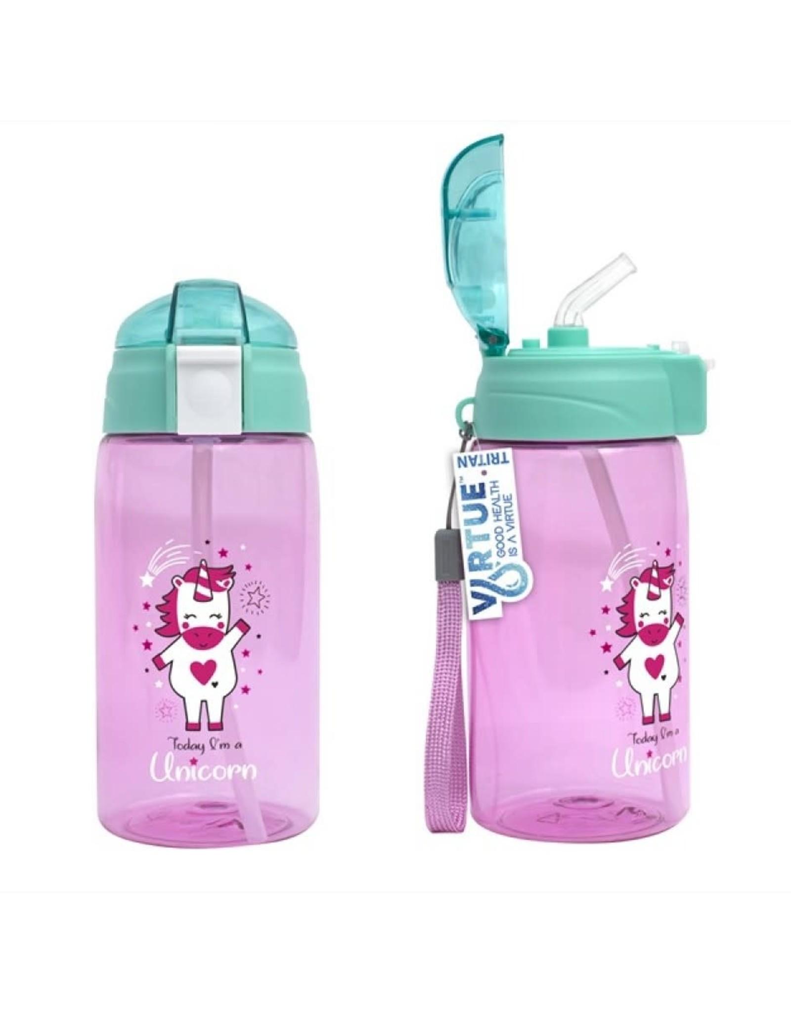 RSW Unicorn Straw Bottle