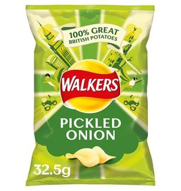 Walkers Walkers Pickled Onion 32,5 g