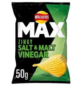 Walkers Walkers Max Salt & Vinegar 50 g