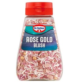 Dr Oetker Dr Oetkers Rose Gold Sprinkles