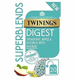 Twinings Twinings Digest Spearmint , Apple & Rooibos With Baobab 20 bags