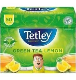 Tetley Tetley's Green Tea with Lemon 50's