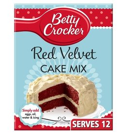 Betty Crocker Betty Crocker Red Velvet Cake Mix